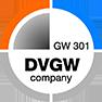 DVGW Zertifizierung GW 301