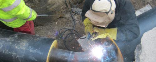 Stahl- und Fallnahtschweißer (m/w)